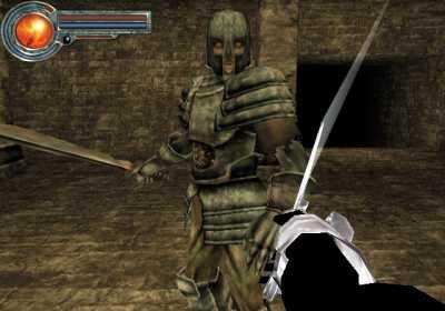 King's Field: The Ancient City Screenshot 2
